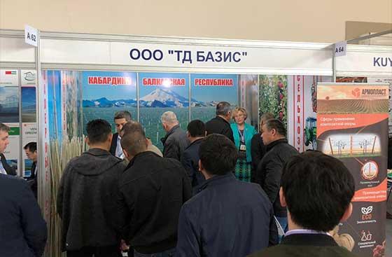 Агротехническая выставка 2019 в Узбекистане