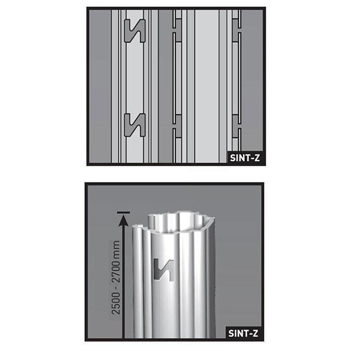 Металлические столбы для виноградников и капельного полива